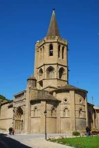 Parroquia de Santa María la Real (Sangüesa)