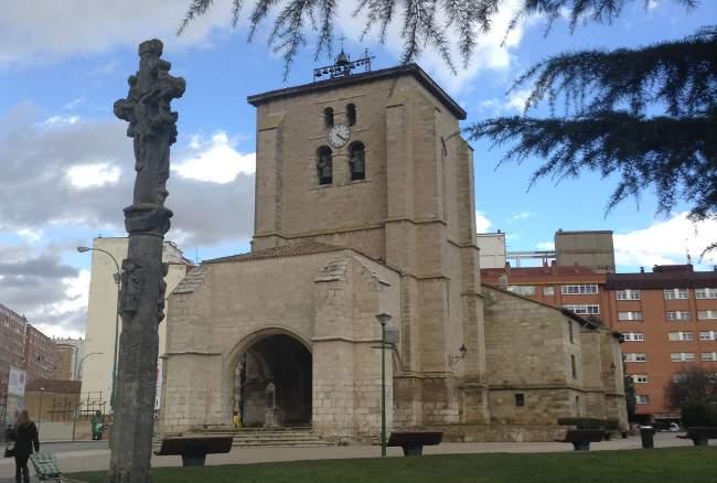 parroquia de santa maria la real y antigua de gamonal burgos