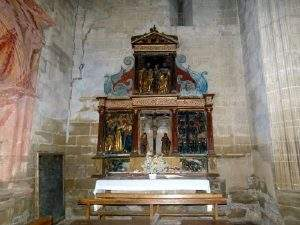 parroquia de santa maria leiva