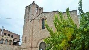 parroquia de santa maria les pobles