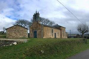 Parroquia de Santa María Madanela da Couboeira (Mondoñedo)