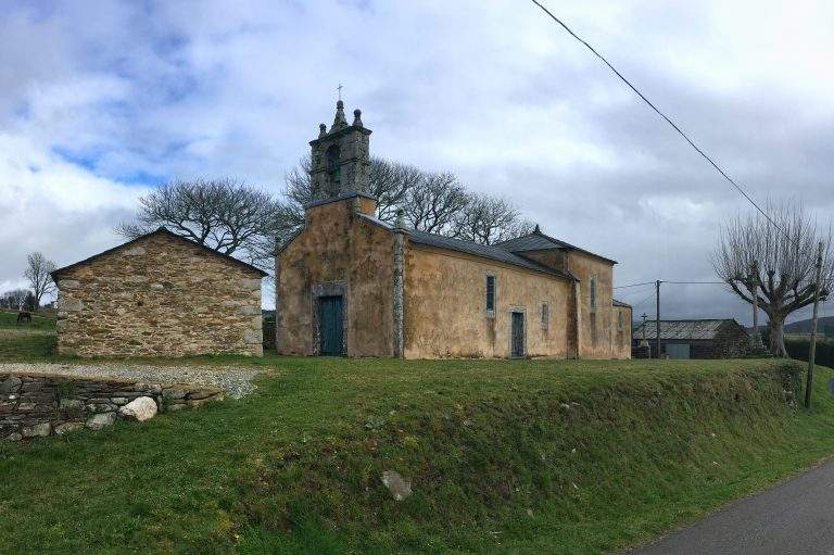 parroquia de santa maria madanela da couboeira mondonedo