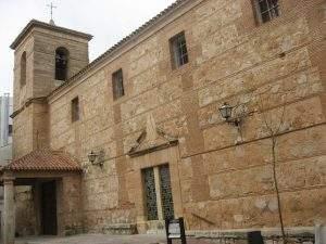 Parroquia de Santa María Madre de Dios (Villarrobledo)