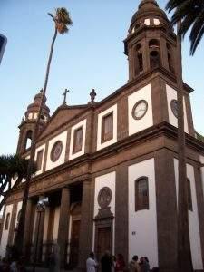 Parroquia de Santa María Madre de Jesús de la Laguna (San Cristóbal de La Laguna)