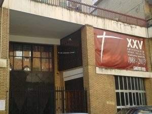 Parroquia de Santa María Madre de la Iglesia (Huelva)