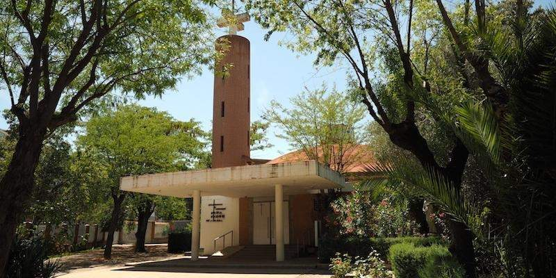 parroquia de santa maria madre de la iglesia religiosos marianistas madrid