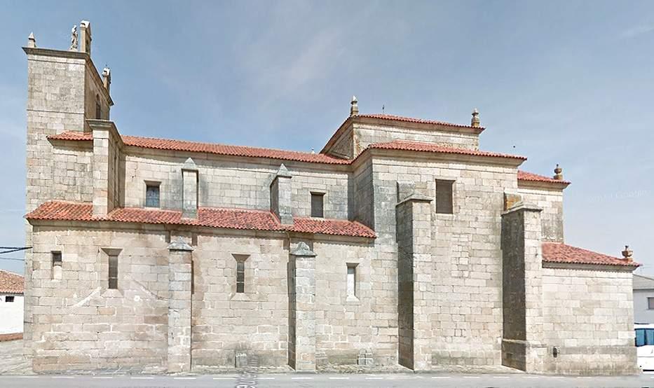 parroquia de santa maria magdalena barruecopardo