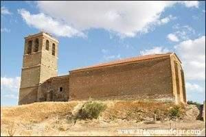 parroquia de santa maria magdalena brahojos de medina