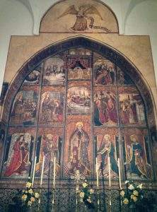 Parroquia de Santa María Magdalena (Cala)