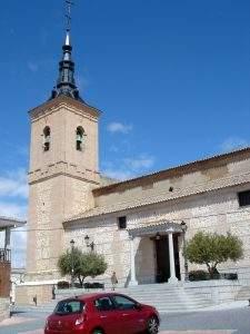 parroquia de santa maria magdalena carranque