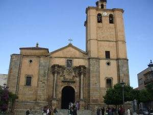parroquia de santa maria magdalena castuera