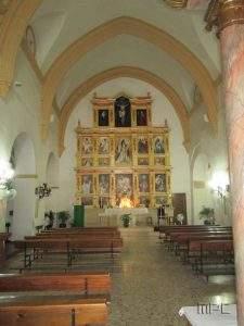 parroquia de santa maria magdalena cazalilla