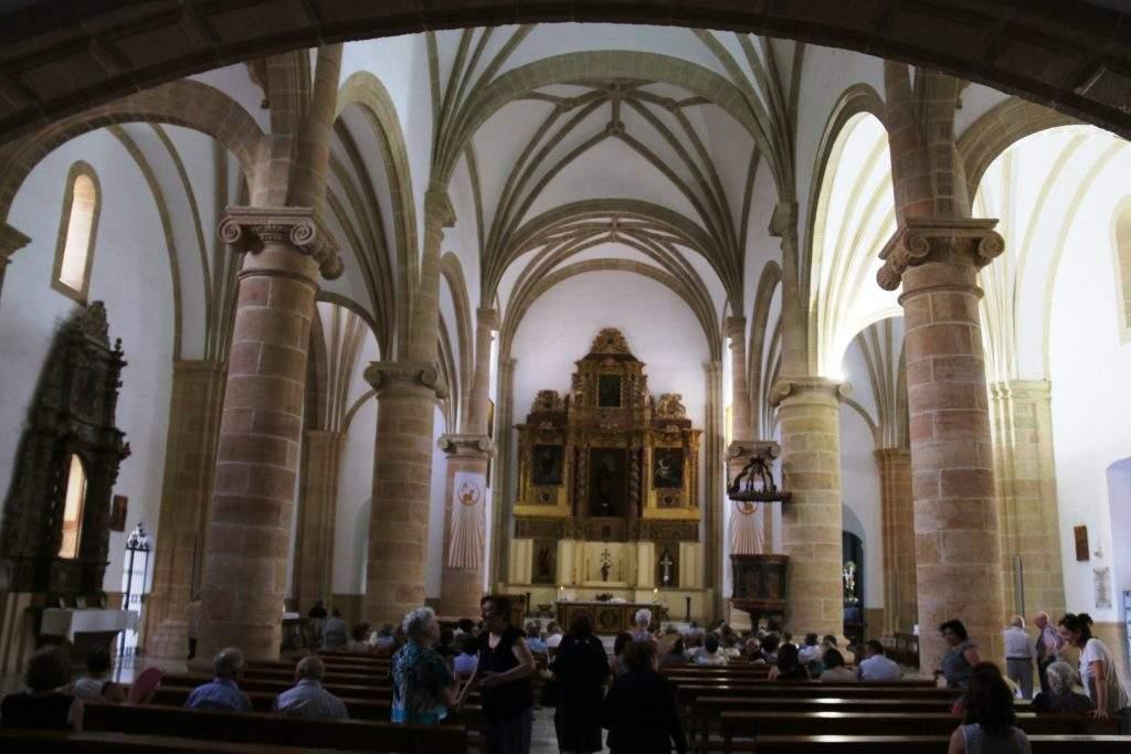 parroquia de santa maria magdalena cehegin