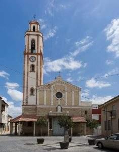 parroquia de santa maria magdalena ceuti