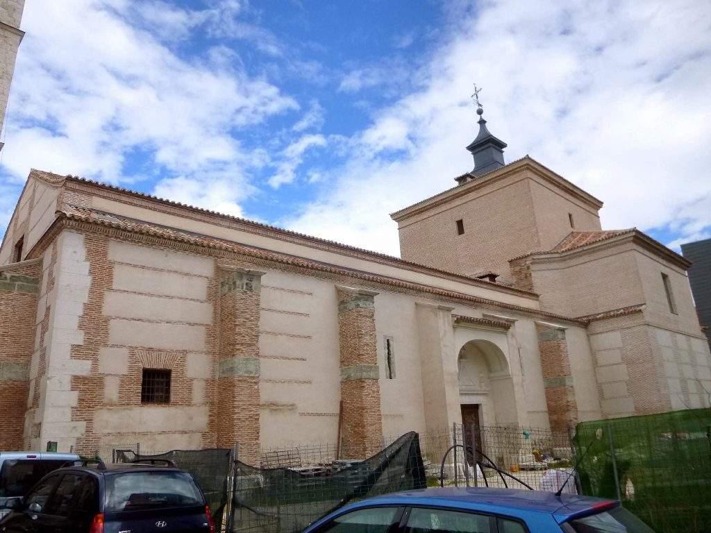 parroquia de santa maria magdalena ciempozuelos