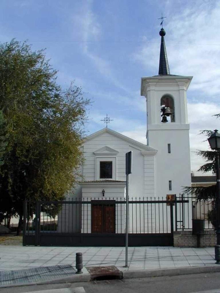 parroquia de santa maria magdalena de humera pozuelo de alarcon