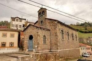 parroquia de santa maria magdalena de la rebollada mieres