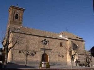 Parroquia de Santa María Magdalena (Escalonilla)