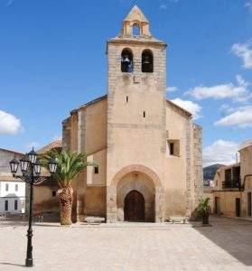 parroquia de santa maria magdalena esparragosa de la serena