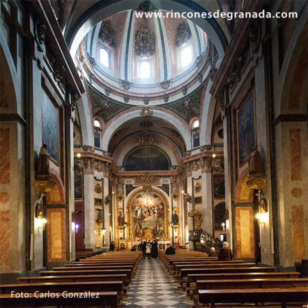 parroquia de santa maria magdalena granada
