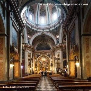 Parroquia de Santa María Magdalena (Granada)