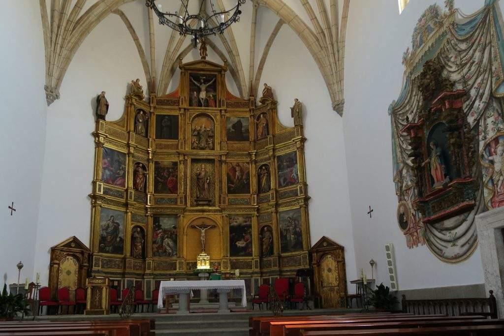 parroquia de santa maria magdalena la torre de esteban hambran