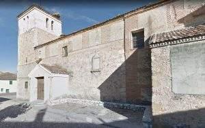 Parroquia de Santa María Magdalena (Lastras de Cuéllar)