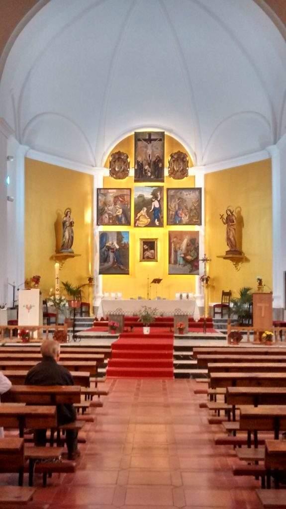 parroquia de santa maria magdalena malagon