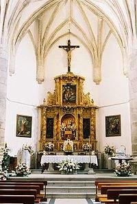parroquia de santa maria magdalena menasalbas