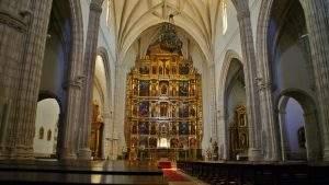 parroquia de santa maria magdalena mondejar