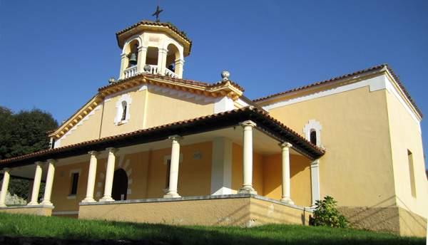 parroquia de santa maria magdalena parres