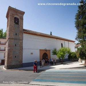 Parroquia de Santa María Magdalena (Pinos Genil)
