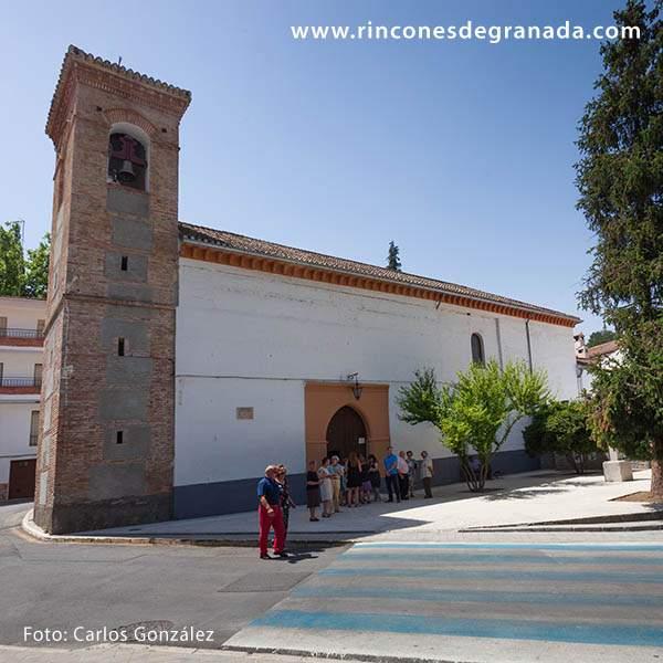 parroquia de santa maria magdalena pinos genil