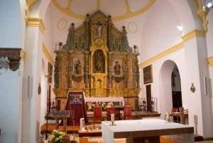 parroquia de santa maria magdalena puerto serrano