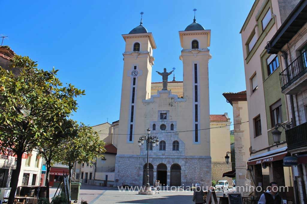 parroquia de santa maria magdalena ribadesella