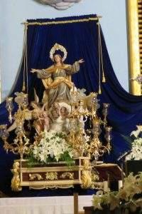 parroquia de santa maria magdalena tibi