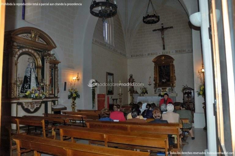 parroquia de santa maria magdalena titulcia