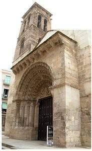 Parroquia de Santa María Magdalena (Tudela)