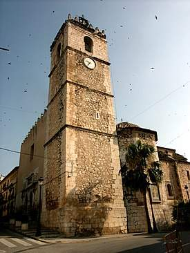 parroquia de santa maria magdalena valencia