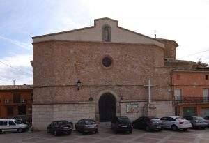 Parroquia de Santa María Magdalena (Valverde de Júcar)