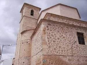 Parroquia de Santa María Magdalena (Villarejo de Fuentes)