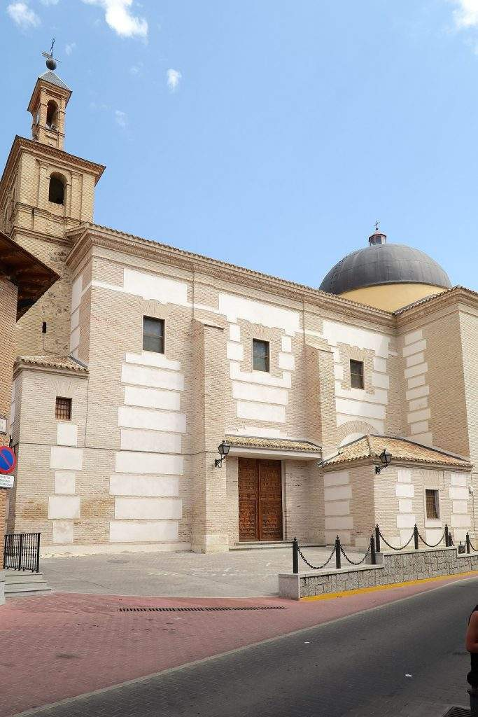 parroquia de santa maria magdalena yuncler