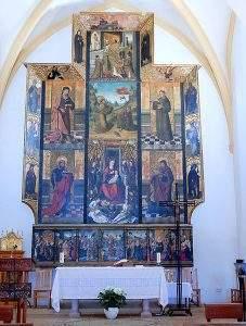 parroquia de santa maria mare de liglesia puig den valls