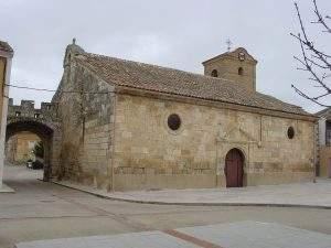 parroquia de santa maria mayor del castillo valbuena de duero