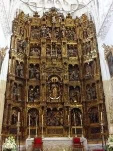 parroquia de santa maria medina sidonia