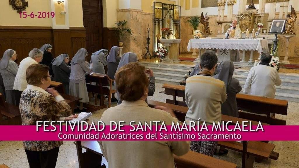 parroquia de santa maria micaela del santisimo sacramento valladolid