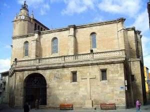 Parroquia de Santa María (Miranda de Ebro)