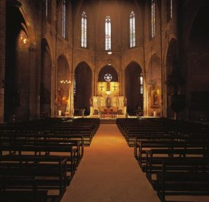 Parroquia de Santa Maria (Montblanc)