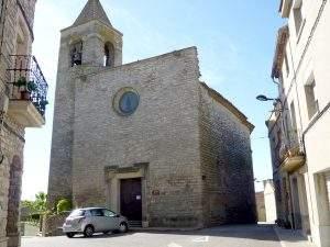 parroquia de santa maria montmaneu