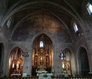parroquia de santa maria mora de rubielos